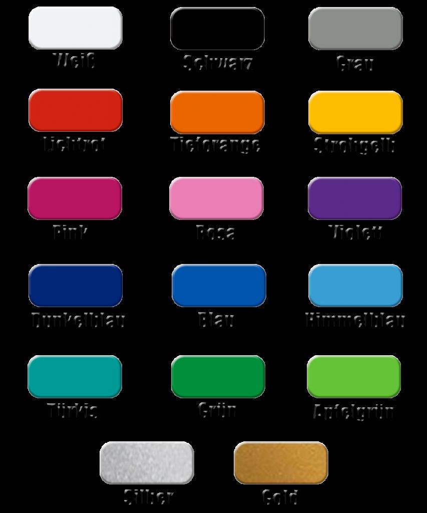 Stickerinsel_Folienfarben