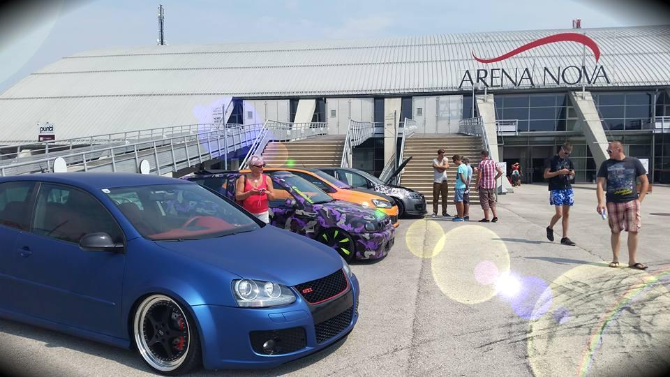 Stickerinsel_Stickerstand Arena Nova 1