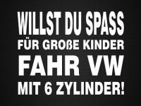 VW Mit 6 Zylinder